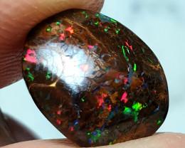 3.95 cts Boulder Opal Yowah Stone F98