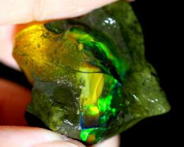 37ct Ethiopian Crystal Rough Specimen Rough / SX123