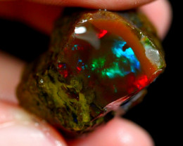 38ct Ethiopian Crystal Rough Specimen Rough / SX104