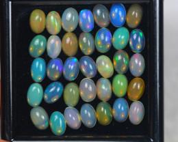 9.76Ct Natural Ethiopian Welo Opal Lot JA1411