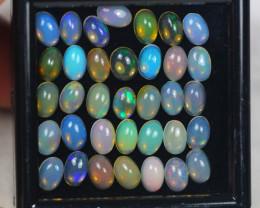 11.01Ct Natural Ethiopian Welo Opal Lot JA1414