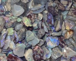 ROUGH PARCEL; 400 CTs of Lightning Ridge Rough Opal #1277