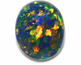 3.3CT Black Opal Stone [CS76]