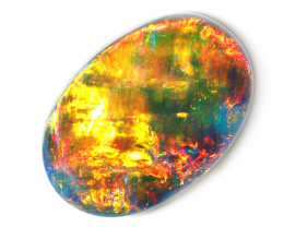 1.8CT Black Opal Stone [CS78]
