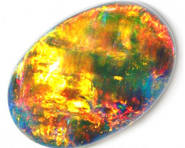 1.8CT Black Opal Stone [CS78]