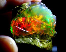 56cts Ethiopian Crystal Rough Specimen Rough / SX136
