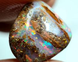 2.55 cts Boulder Opal Yowah Stone F109