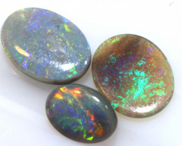 N5-1.36 CTS - DARK  OPAL POLISHED STONES PARCEL L. RIDGE TBO-9826