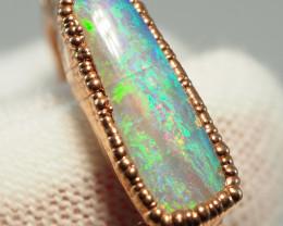 Copper Opal Rings