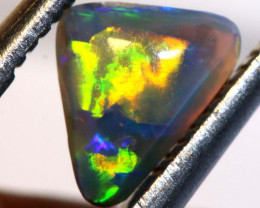 N 3   -0.55CTS  L.RIDGE BLACK OPAL  POLISHED STONES TBO-9850
