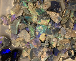 **SPECIAL PARCEL** GIFTS+400 CTs of Lightning Ridge Rough Opal #1297