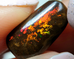 3.45 cts Boulder Opal Yowah Stone F112