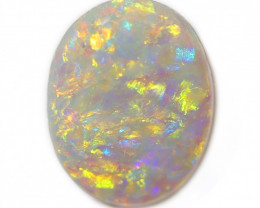 1.2CT SEMI BLACK CRYSTAL OPAL STONE [CS82]
