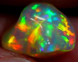 3.40cts  Ethiopian Welo Freefrom Opal / JU589