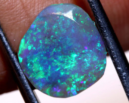 3.15 CTS LIGHTNING RIDGE OPAL RUB   DT-8717