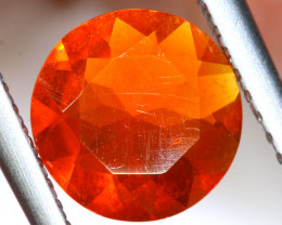 0.94- CTS MEXICAN FIRE OPAL  FACETED STONE   FOB-1955