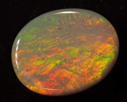 5.96cts LIGHTNING RIDGE BLACK OPAL