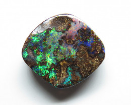 4.65ct Queensland Boulder Opal Stone
