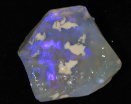 50.70ct  -5#  -  Gamble Rough from Lightning Ridge [23506]