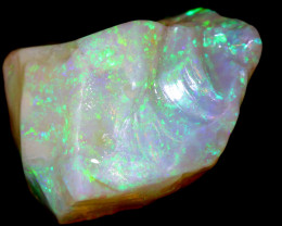 19.40- CTS OPAL INLAY ROUGH  WHITE CLIFFS DT-8867