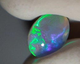 1.6 AUSTRALIAN GREY BASE SOLID OPAL