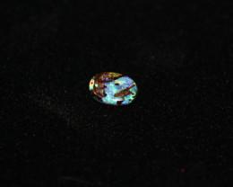 0.8 carat Boulder opal