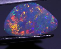 2.54ct Opal Doublet Freeform Cabochon