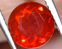 1.19 - CTS MEXICAN FIRE OPAL  FACETED STONE   FOB-1970