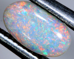 N6-0.64   CTS - DARK  OPAL POLISHED STONE L. RIDGE TBO-9879