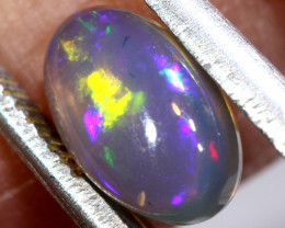 1.175-CTS  -L. RIDGE CRYSTAL OPALS  POLISHED  STONE TBO-9897