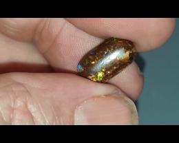 6.49 Ct Boulder Opal from Opalton (L)