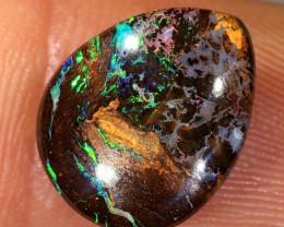 5.45ct 14x11mm Yowah Boulder Opal [LOB-2924]