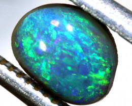 N 2-0.52  -CTS  L.RIDGE BLACK OPAL  POLISHED STONE TBO-9941