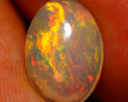 2.61 CT CHAFF PATTERN!! AAA Quality Welo Ethiopian Opal - DC612