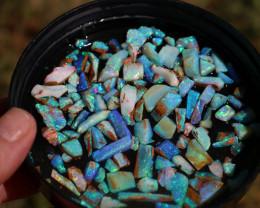 325 CT Crystal Boulder Opal