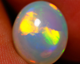 3.89 CT PUZZLE PATTERN!!AAA Quality Welo Ethiopian Opal - DC628
