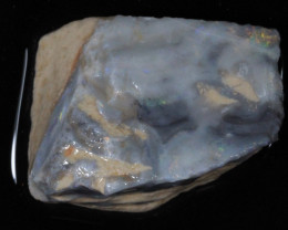 69.75ct  -5#  -  Gamble Rough from Lightning Ridge [23528]