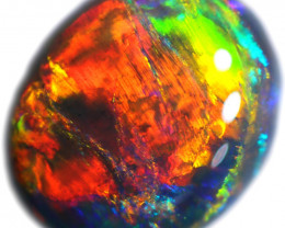 LIGHTING RIDGE OPAL STONE -LIGHTNING RIDGE- [LRO701]tray