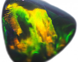 1.801 CTS BLACK OPAL STONE -LIGHTNING RIDGE- [LRO702]