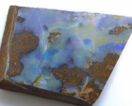 126.89 carats BOULDER OPAL ROUGH ANO-786