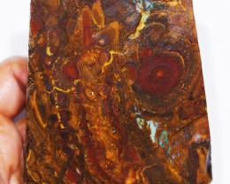 1514 CTS BOULDER MATRIX NUTS SLAB -KOROIT [BY8168]