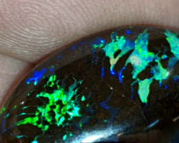 13.74 Ct Boulder Opal from Koroit