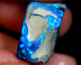 11.51cts Australian Lightning Ridge Opal Rough / AK142