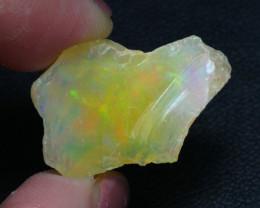 7.94Ct Multi Color Ethiopian Welo Rough Parcel Lot G1207