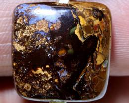 25.20CTS Australian Yowah  Opal KEY Chain LO-5319