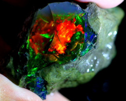 97cts Ethiopian Crystal Rough Specimen Rough / CR05