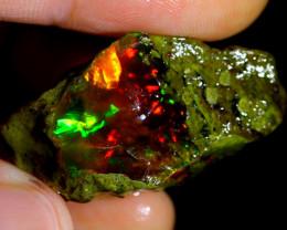33cts Ethiopian Crystal Rough Specimen Rough / CR46