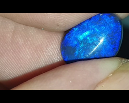 5.09 Ct Black Opal from Lightning Ridge