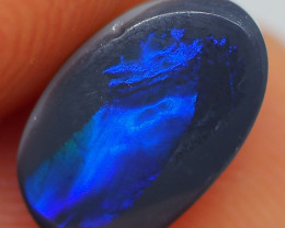 0.95CT BLACK OPAL  LIGHTNING RIDGE AA308