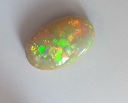 26.66ct. Lab Certified Ethiopian Opal